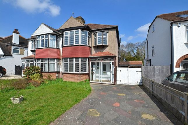 Thumbnail Semi-detached house for sale in The Mead, West Wickham