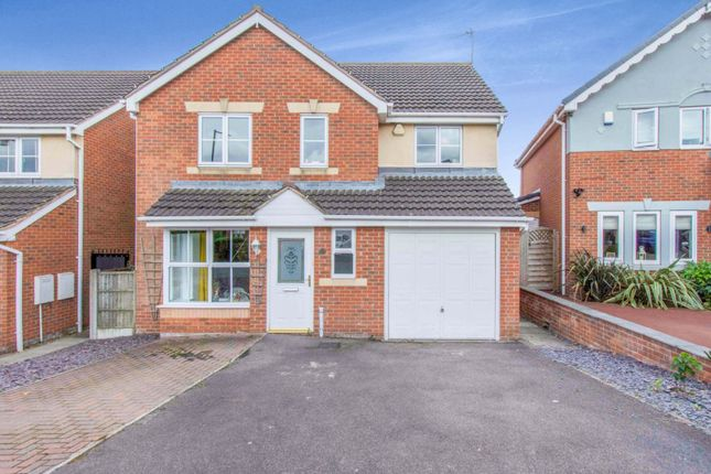 4 bed detached house for sale in Harewood Drive, Bawtry DN10