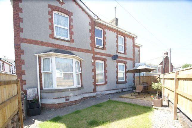 Thumbnail Flat for sale in Millbrook Road, Paignton