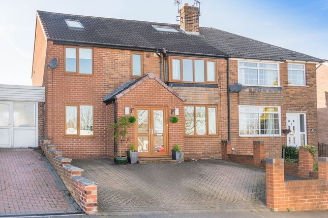 Thumbnail Semi-detached house for sale in Marchwood Road, Sheffield