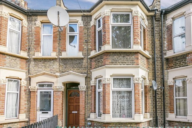 Thumbnail Terraced house to rent in Salisbury Road, London