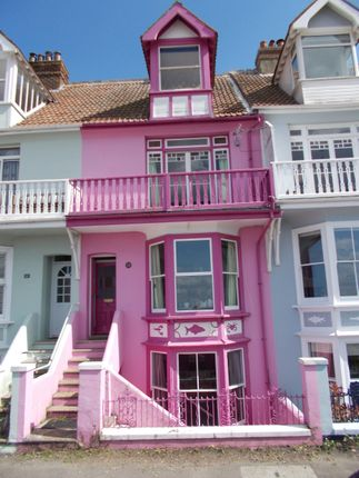 Thumbnail Terraced house for sale in Wave Crest, Whitstable