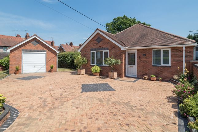 Thumbnail Detached bungalow for sale in Albert Road, Millisons Wood, Coventry