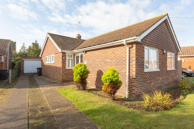 Thumbnail Detached bungalow for sale in Alicia Avenue, Margate