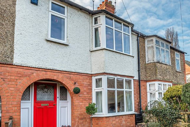 Thumbnail Terraced house to rent in Lodge Road, Little Houghton, Northampton