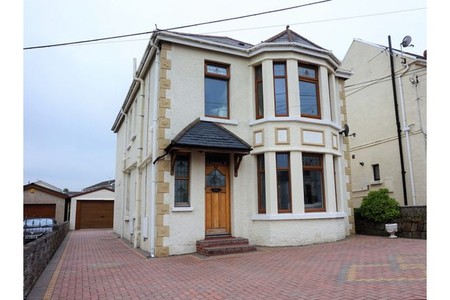 Thumbnail Detached house for sale in Swansea Road, Gorseinon