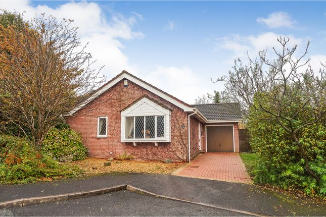 Thumbnail Detached bungalow for sale in Kingfisher Park, Skelmersdale