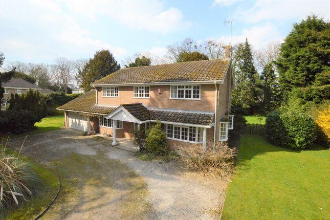 Thumbnail Detached house for sale in Feilden Court, Mollington, Chester