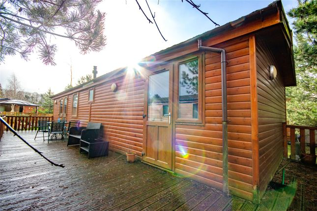 Lodge N12 of Lodge N12, Lowther Holiday Park, Eamont Bridge, Penrith, Cumbria CA10