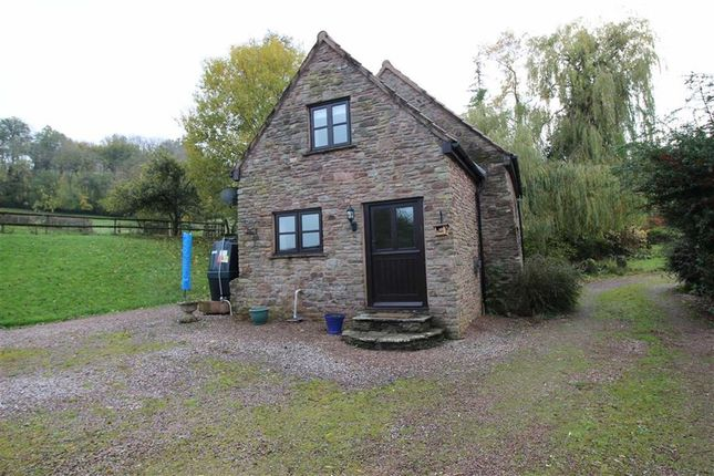 Thumbnail Barn conversion to rent in Lower Pen Y Clawwdd Farm, Monmouth, Monmouthshire