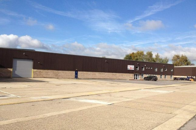 Thumbnail Industrial to let in Units 24-25, Caker Stream Road, Alton