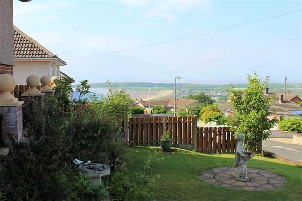 Thumbnail Detached bungalow for sale in Cliff Road, Worlebury, Weston-Super-Mare, North Somerset.