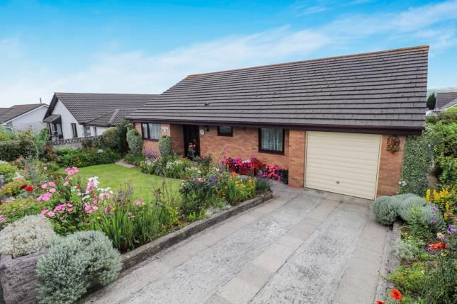 Thumbnail Bungalow for sale in St. Stephen, St. Austell, Cornwall