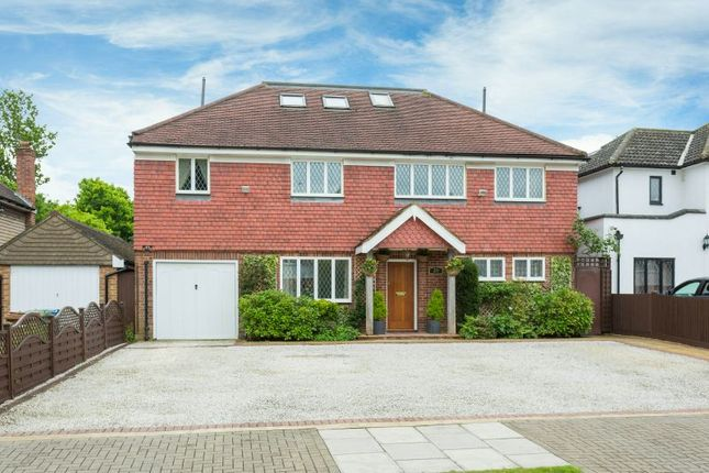 Thumbnail Detached house for sale in Royston Park Road, Hatch End, Middlesex