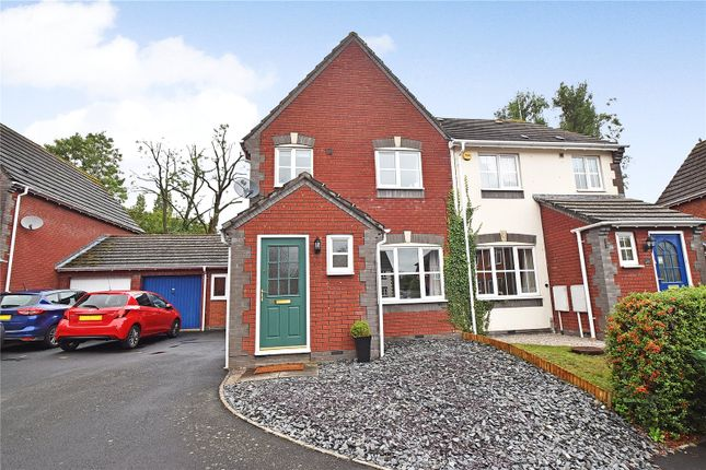 3 bed semi-detached house for sale in College Green, Droitwich Spa, Worcestershire WR9