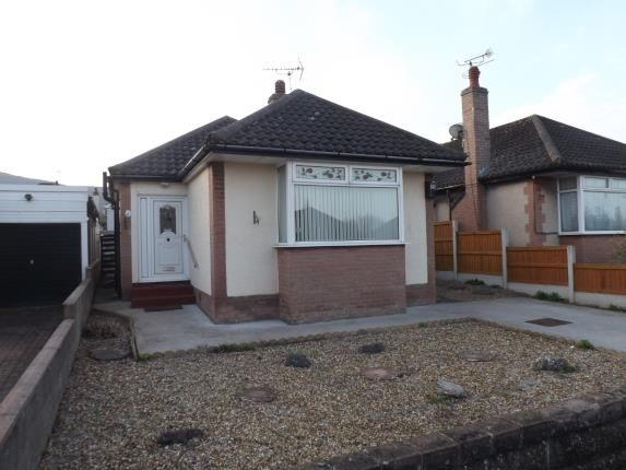 Thumbnail Bungalow for sale in St. Georges Drive, Prestatyn, Denbighshire