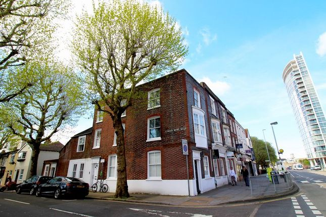 Thumbnail End terrace house to rent in Queen Street, Portsmouth