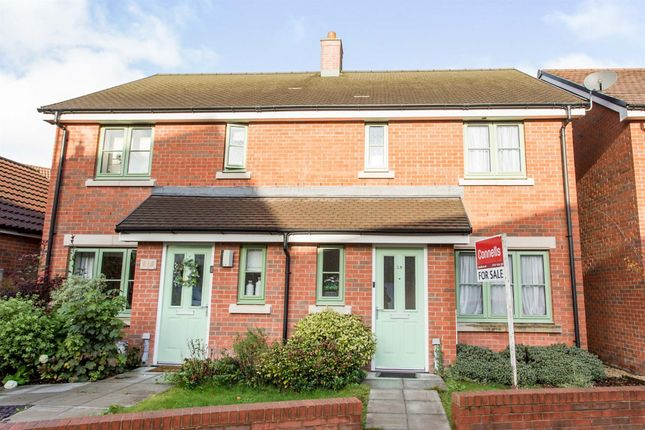 Semi-detached house for sale in Maple Road, Shaftesbury