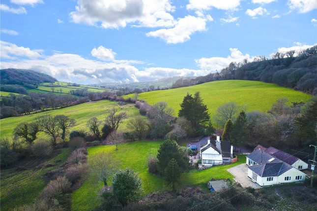 Thumbnail Detached house for sale in Sidbury, Sidmouth, Devon