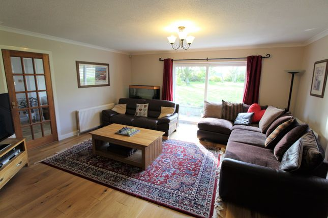 Thumbnail Detached bungalow for sale in Oldmeldrum, Inverurie