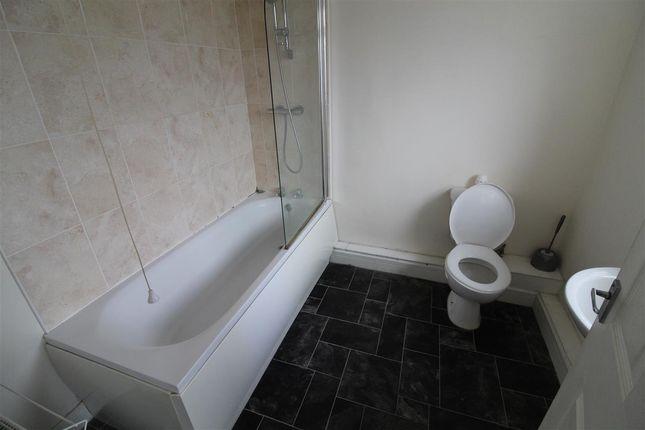 Bathroom of Edward Street, Craghead, Stanley DH9