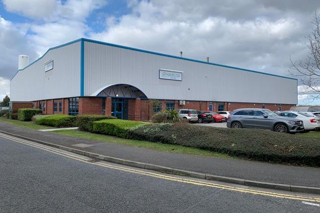 Thumbnail Light industrial to let in Fiskerton Way, Grimsby, North East Lincolnshire