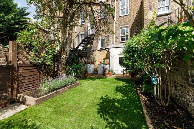 Garden of Camden Street, Camden NW1