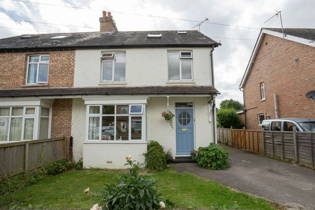 Thumbnail Semi-detached house for sale in Tregarth Road, Chichester
