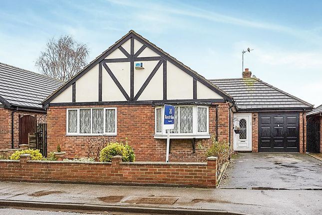 Thumbnail Bungalow for sale in Ashdene Close, Willerby, Hull
