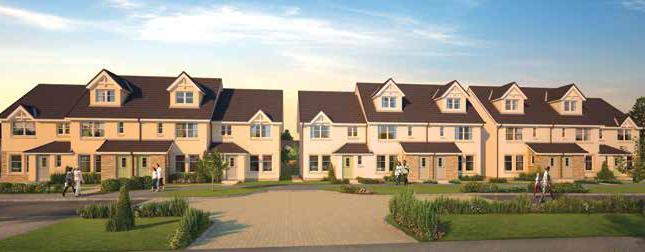 3 bedroom semi-detached house for sale in The Robson, Calder Street, Coatbridge, North Lanarkshire