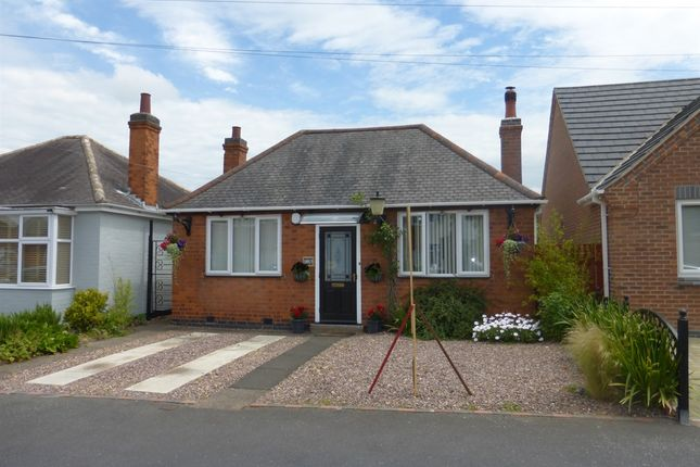 Thumbnail Detached bungalow for sale in Maple Road, Thurmaston, Leicester