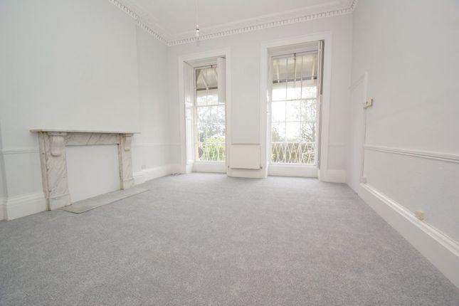 Thumbnail Flat to rent in Cornwallis Crescent, Clifton, Bristol