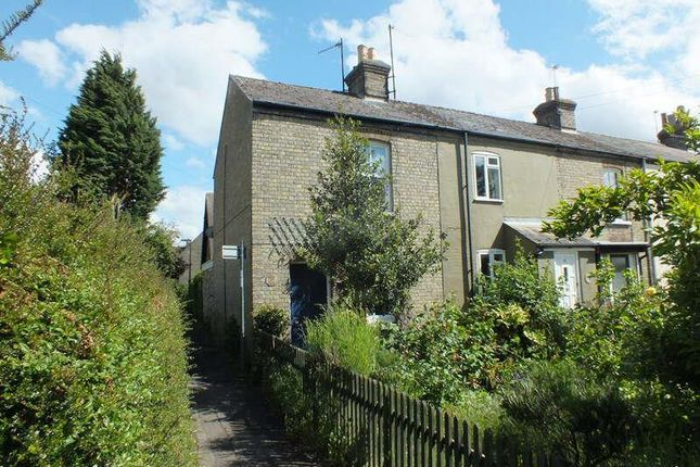 Thumbnail End terrace house to rent in Orchard Terrace, St. Ives, Huntingdon