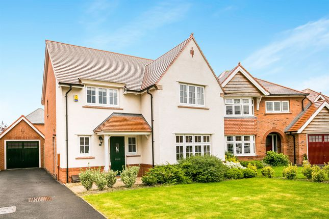 4 bed detached house for sale in Kohima Crescent, Saighton, Chester