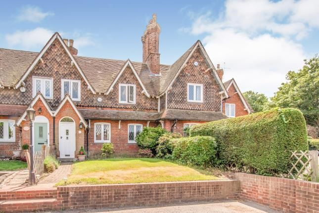 Thumbnail Terraced house for sale in Gothic Cottages, The Ridgeway, Shorne, Gravesend