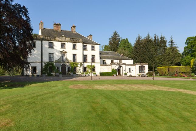 Thumbnail Detached house for sale in Pitcairlie House, Newburgh, Fife