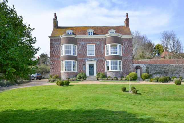 Thumbnail Detached house to rent in Upper Street, East Dean, Eastbourne