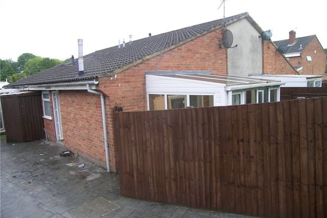 Thumbnail Bungalow to rent in Rimsdale Close, Sinfin, Derby