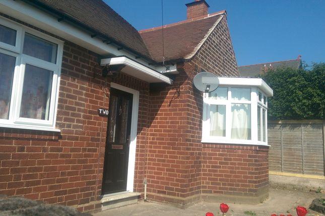 Thumbnail Bungalow to rent in Marriott Road, Neherton. Dudley. West Midlands