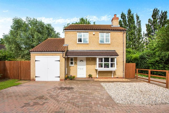 Thumbnail Detached house for sale in Penwrights Lane, Great Barford, Bedford