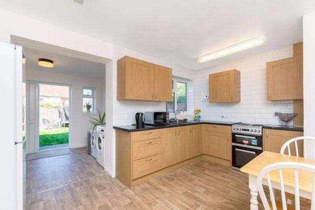 Kitchen of Woodchurch Close, Sidcup DA14