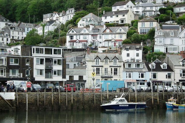 Thumbnail End terrace house for sale in North Road, West Looe, Cornwall