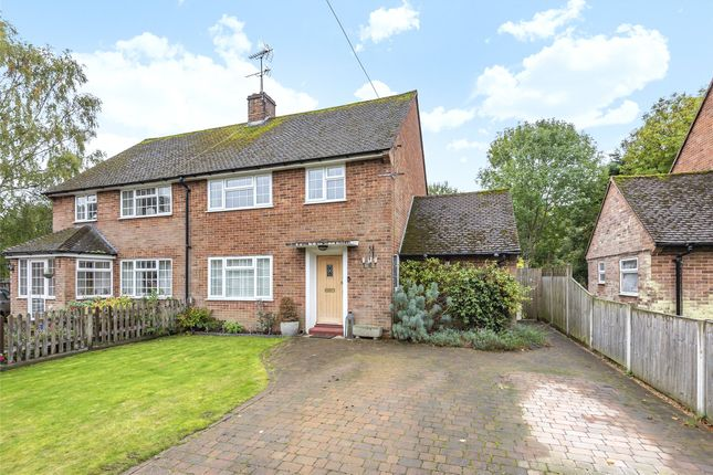 Thumbnail Semi-detached house for sale in Zambra Way, Seal, Sevenoaks, Kent