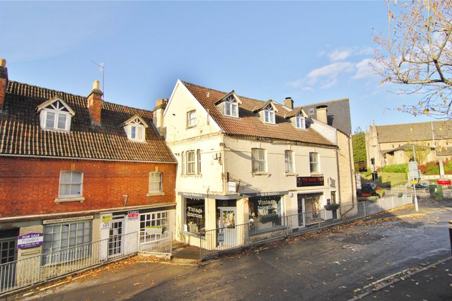 Thumbnail Flat to rent in Frustration House, Market Street, Nailsworth, Gloucestershire