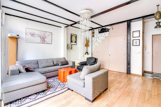 Living Space of Paris 75020, Paris-Ile De France, Île-De-France