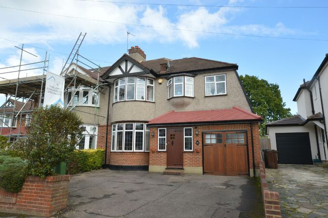 Thumbnail Detached house to rent in Amberley Gardens, Epsom, Surrey