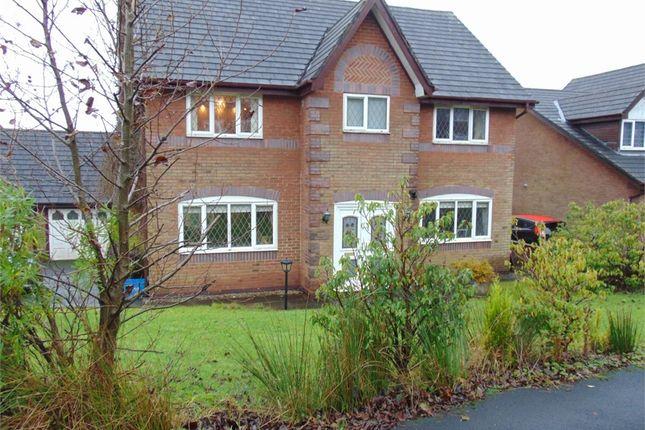 Thumbnail Detached house to rent in Clockhouse Avenue, Burnley, Lancashire
