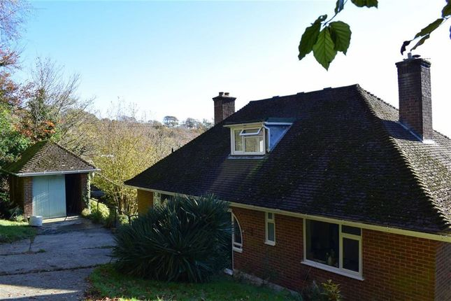 Thumbnail Detached bungalow for sale in St Helens Wood Road, Hastings, East Sussex