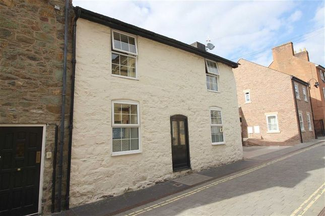 Thumbnail Terraced house for sale in 4, New Street, Welshpool, Powys