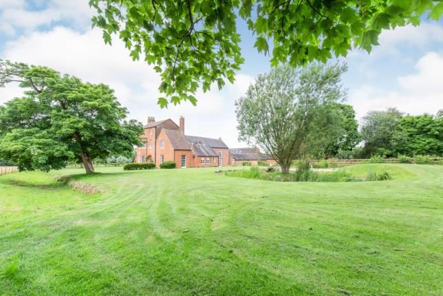 Tempe Farm of Main Street, Swepstone, Leicestershire, England LE67